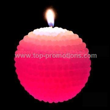 Pearl Ball LED Candle