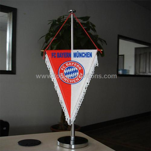 Promotional Desk Flag