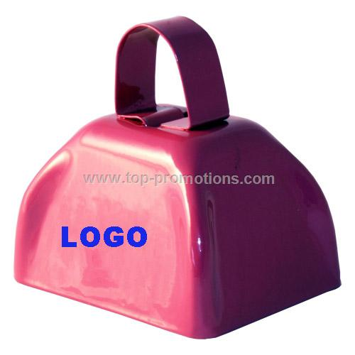 3 Inch Pink Cowbell