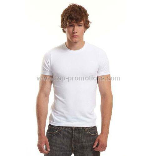 Men s Bamboo Stretch Slim Fit T-shirt