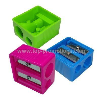 Double Hole Sharpener