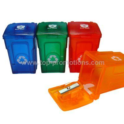 Trash Bin Sharpener