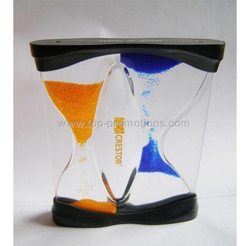 liquid sandtimer