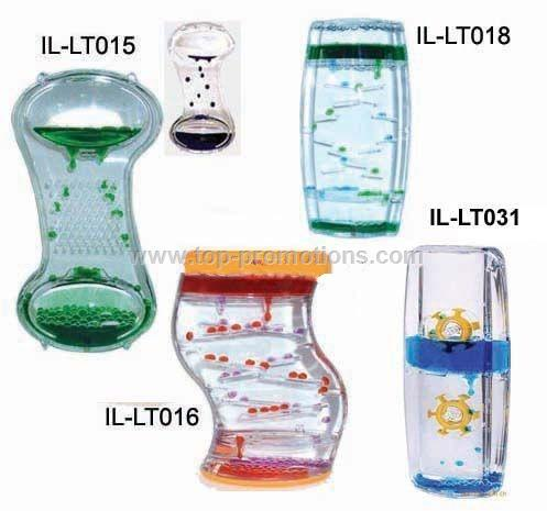 Liquid drops timer Cascade liquid timer