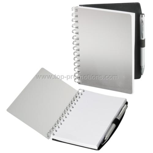 Prism Calculator Pen and Journal Gift Set