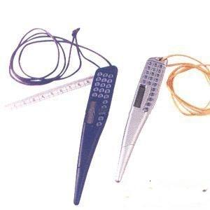 Calculator Ruler Pen