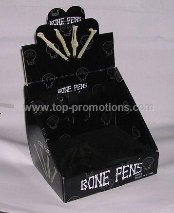 bone pens with gift box