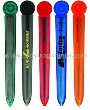 Fridge magnet pen