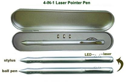 4-in-1 Laser Pen