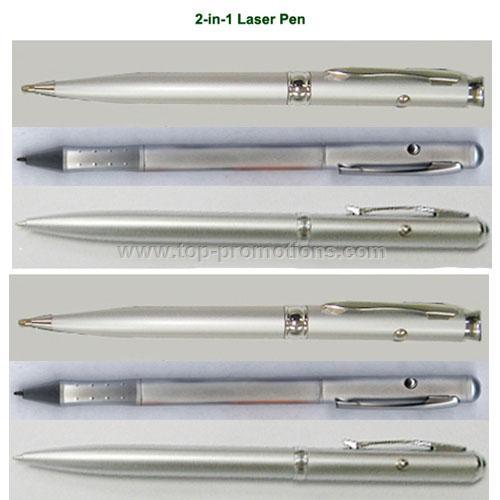 2-in-1 Stylus Pen