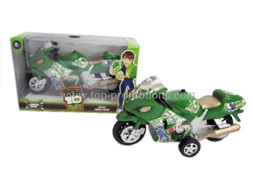 Friction Motorbike Toys
