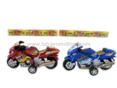 Friction Motorcycle Toys