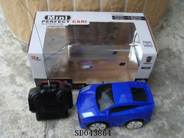 R/C 4 function cars