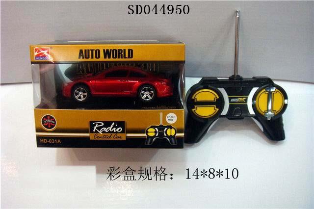 4-function R/C car