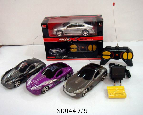 Toys 4 function R/C cars