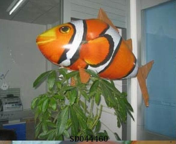 Flying Clownfish