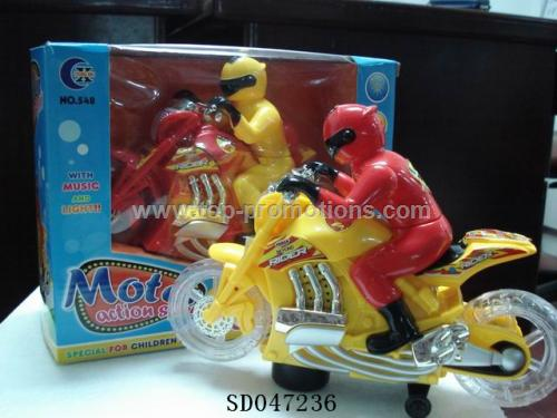 B/O motorcycle