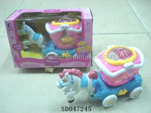 B/O horse car