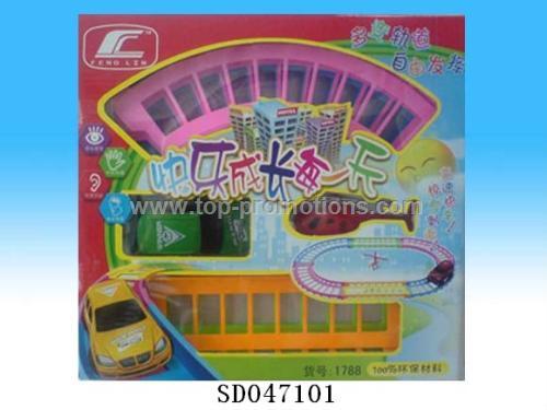 B/O Railcar Toy
