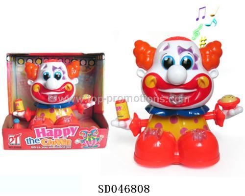 B/O clown