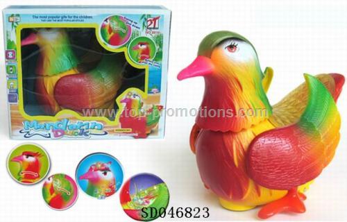 B/O Parrot