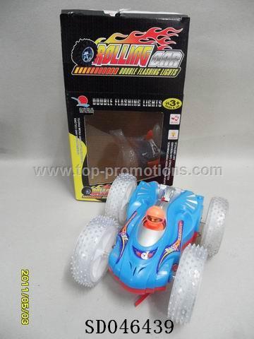 B/O tip lorry toy