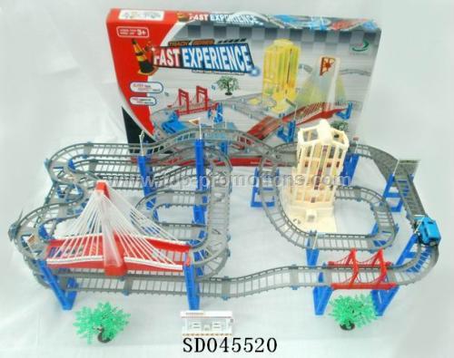 B/O Rail Train