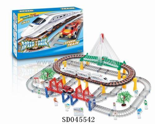 B/O Spead train