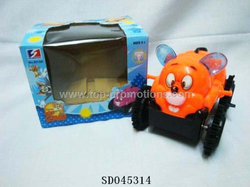 Tip lorry toy