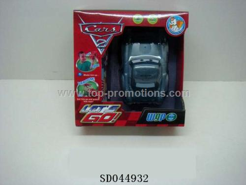 B/O car toy