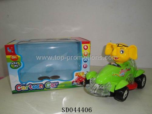 B/O car toys