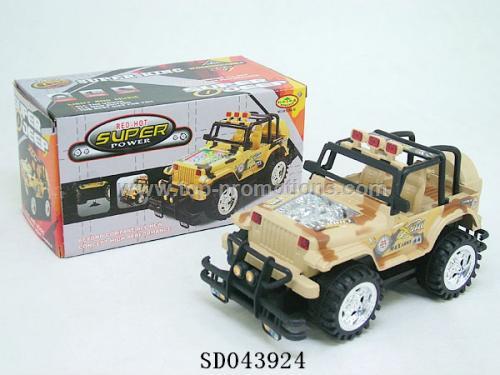 Super Jeep Toys