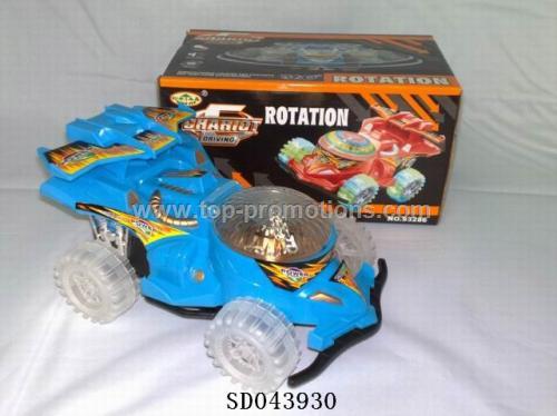 B/O Rotation toys