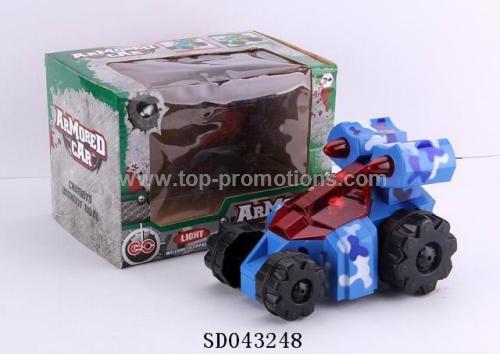 Armored Car Toys