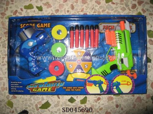 Air Blaster Game