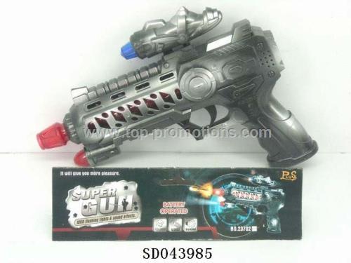 B/O gun with sound