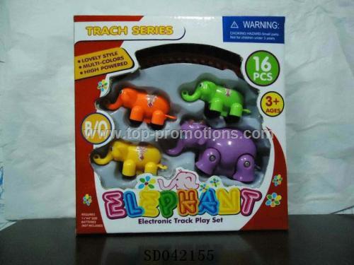 B/O elephant toys