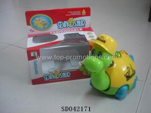 B/O cartoon dinosaur