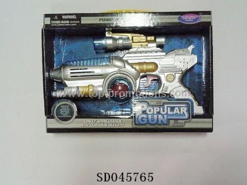B/O flash electric gun