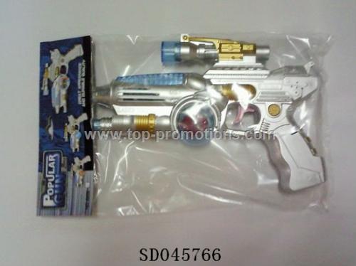 Flash electric gun