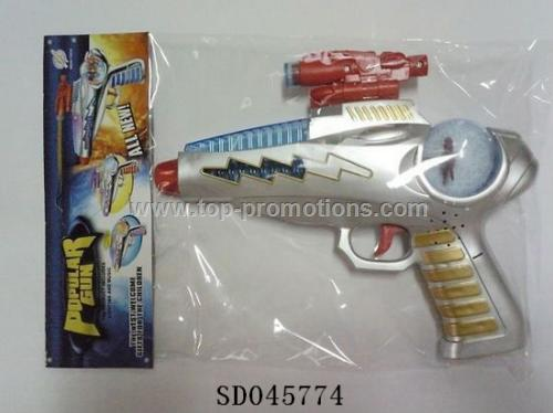 Flash electric gun toys