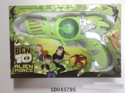 Ben 10 Gun toys
