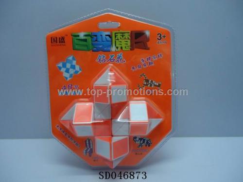 Ruler Magic cube