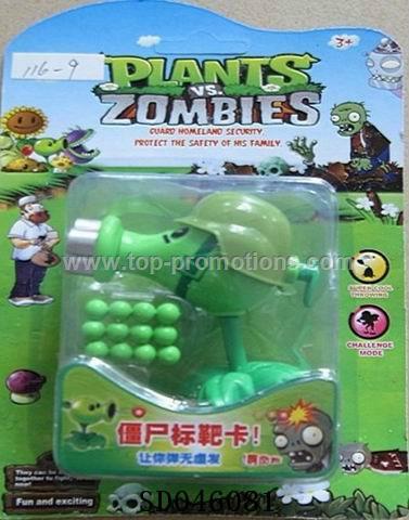 Plants zombie war