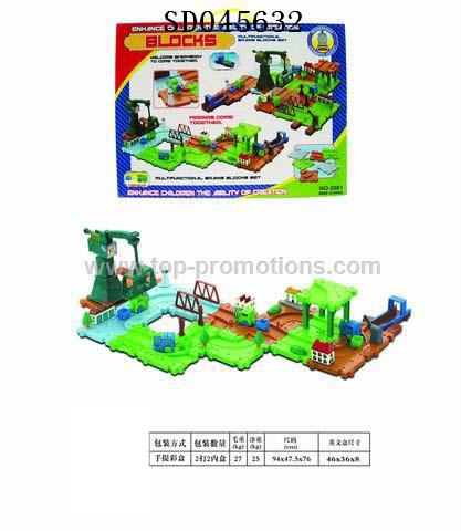 Track blocks Toy