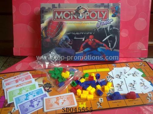 Monopoly building block