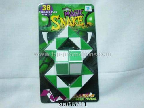 Snake Magic cube