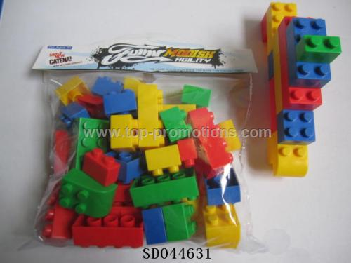 Funny bricks toy