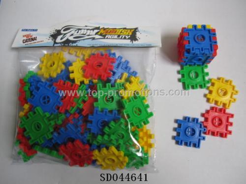 Funny bricks toys