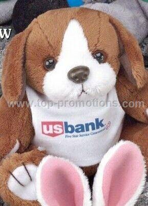 Gb Brite Plush Beanie Stuffed Puppy
